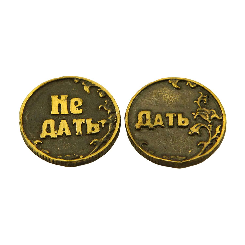 Монеты для принятия решения