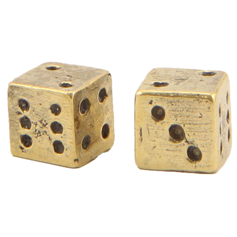 Кубики игральные (кости)