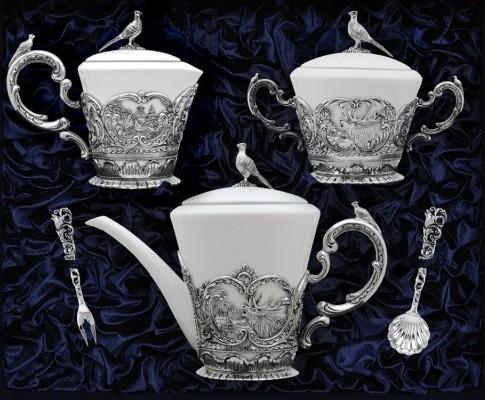 Чайный сервиз Королевская охота