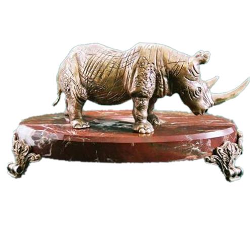 Статуэтки Жирафы, носороги, бегемоты