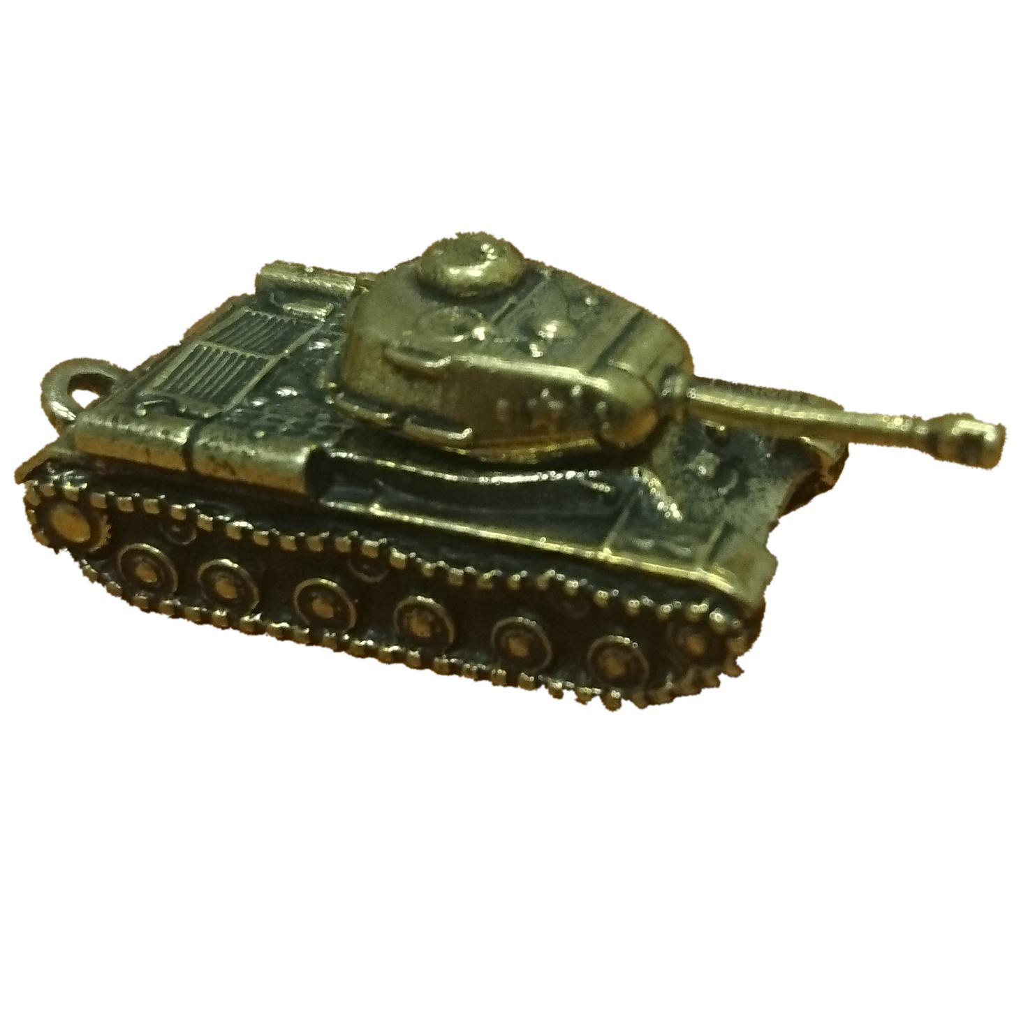 Бронзовые модели военной техники