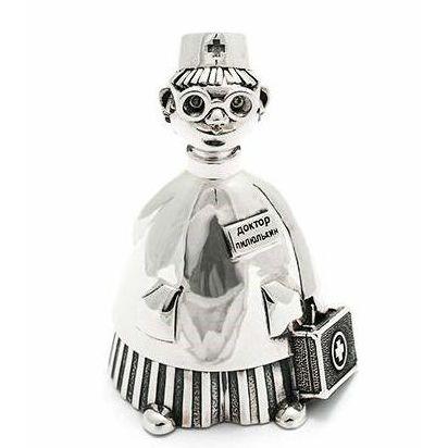 Серебряные колокольчики Доктор
