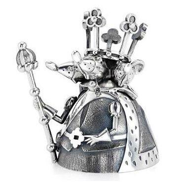 Серебряные колокольчики на Год Крысы