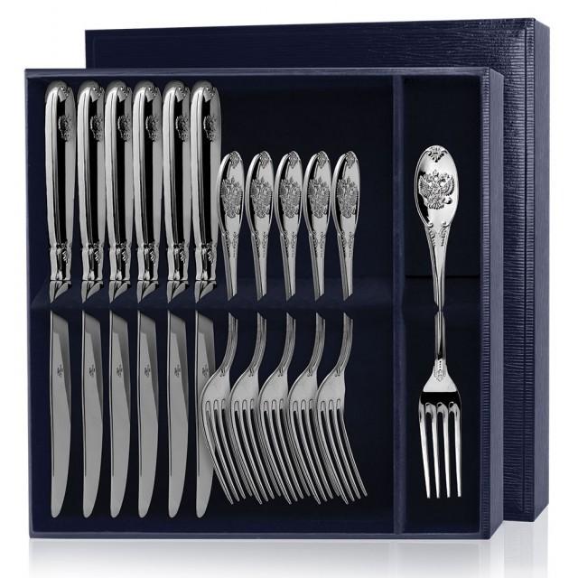 Наборы столовых вилок и ножей