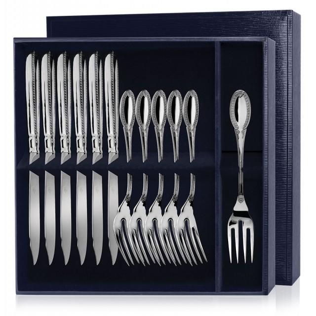 Наборы рыбных вилок и ножей
