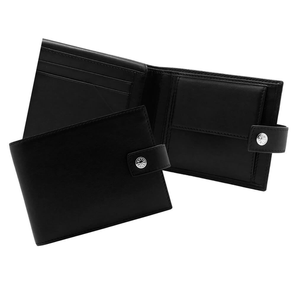 Мужские портмоне из натуральной кожи