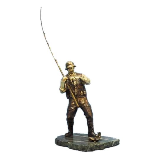 Статуэтки рыбаков