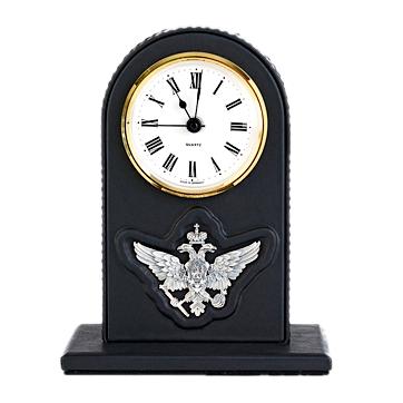 Серебряные настольные часы